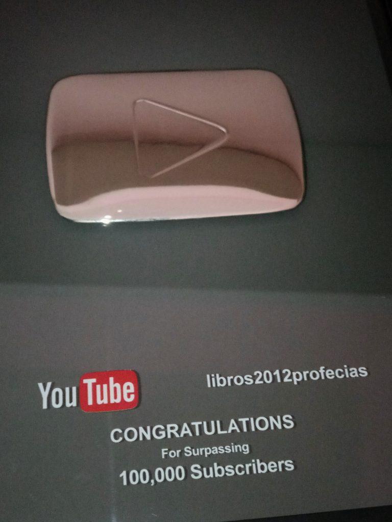 Botón de Youtube Auténtico en Venta - Authentic Youtube Button for Sale 9