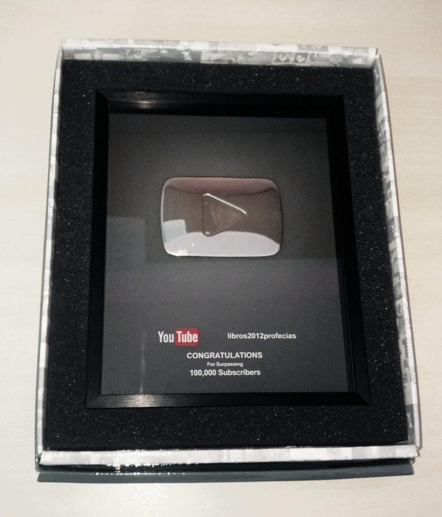 Botón de Youtube Auténtico en Venta - Authentic Youtube Button for Sale 1
